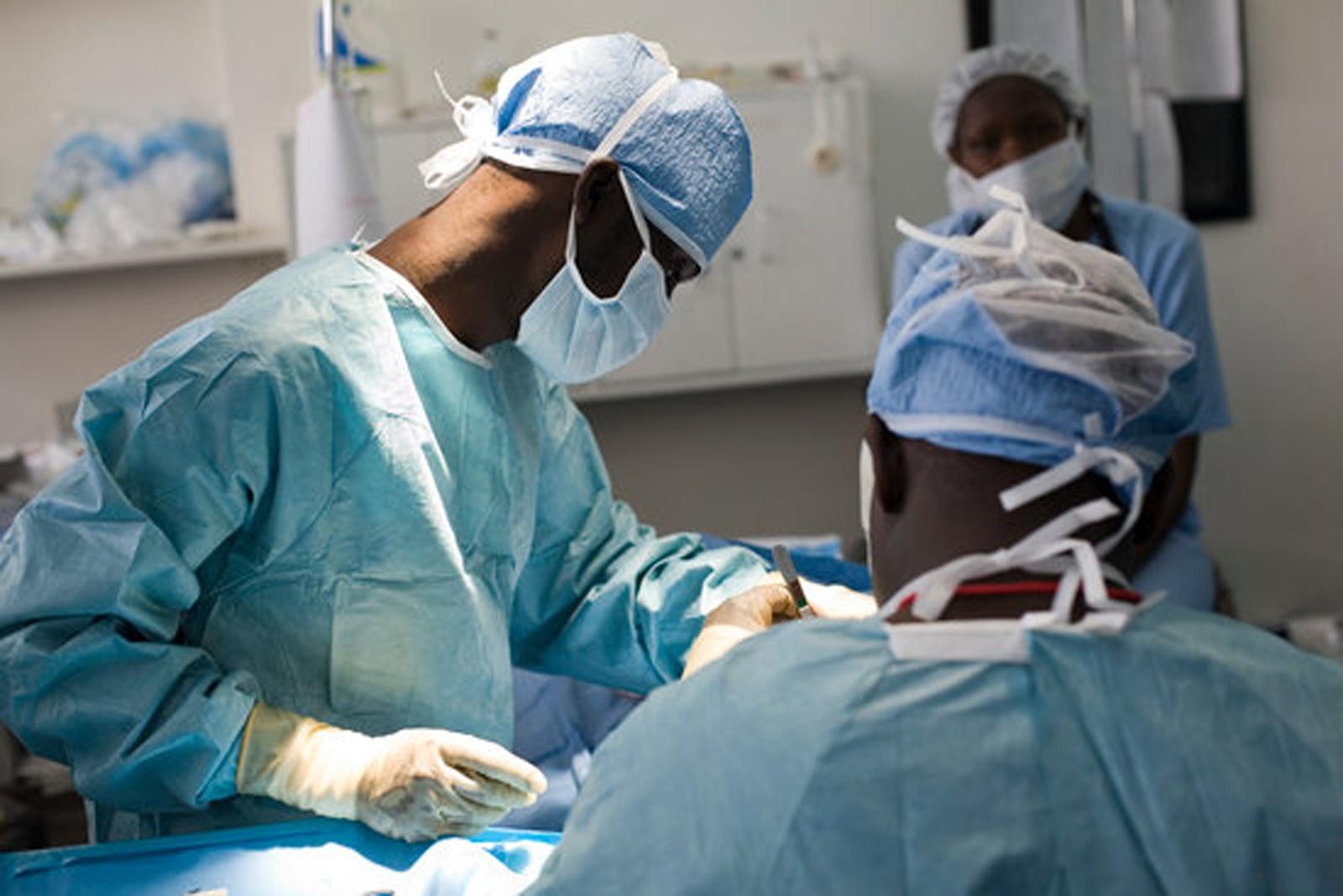 surgery in Kenya